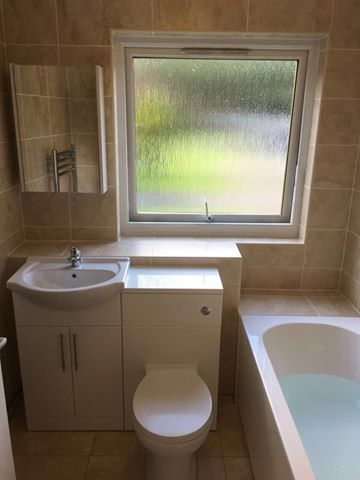 New Bathroom in Hall Green