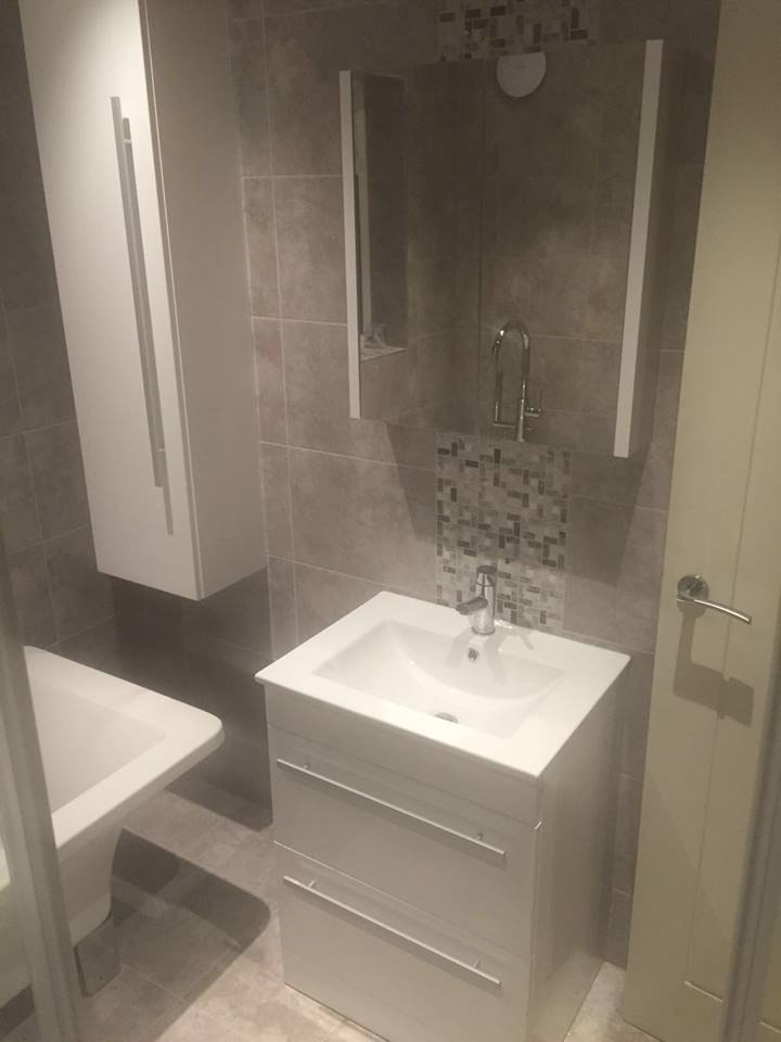 New Bathroom in Birmingham