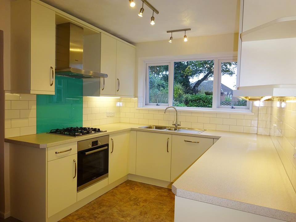 Kitchen in Shirley