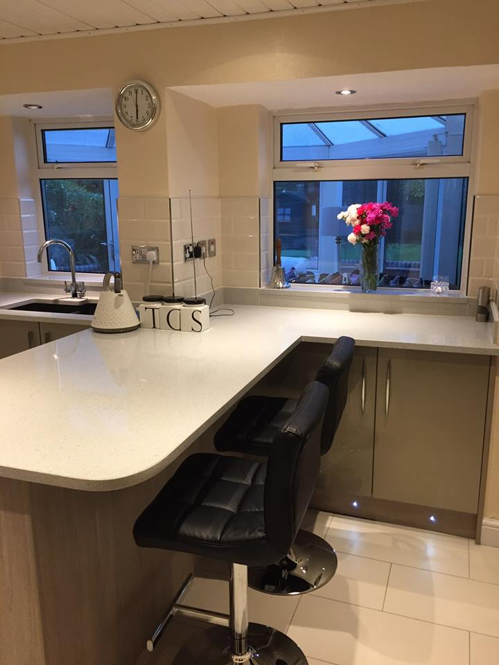Kitchen in Solihull