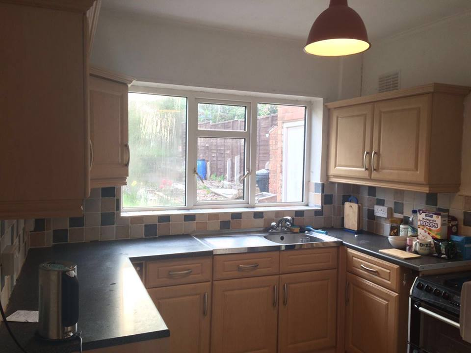 New Kitchen in Shirley