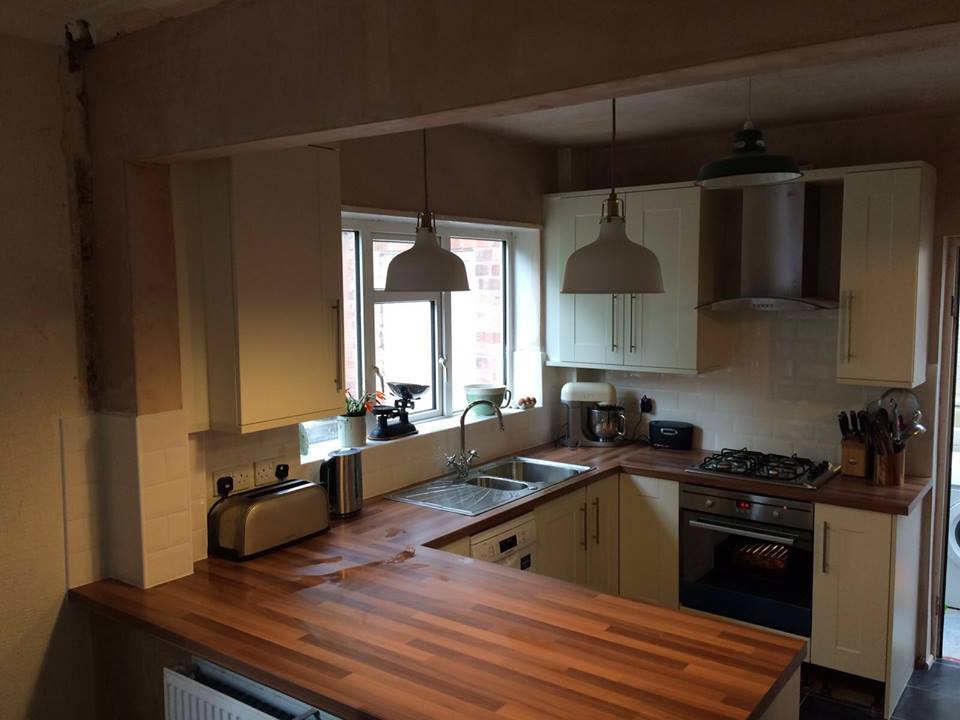 New Kitchen in Solihull